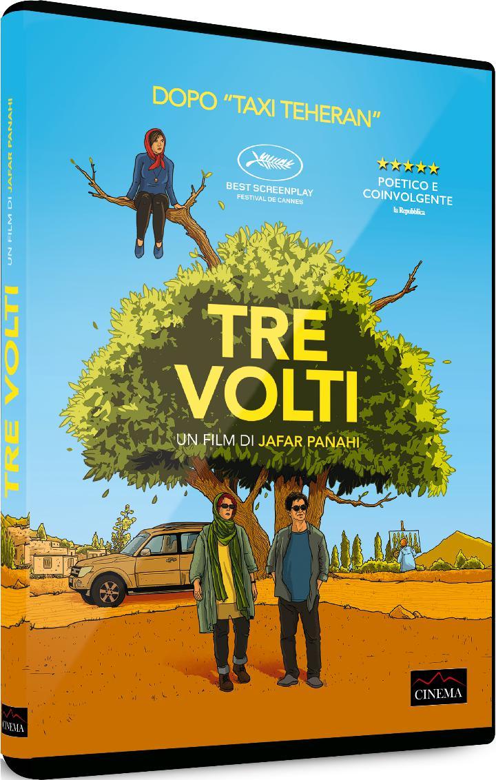 TRE VOLTI (DVD)