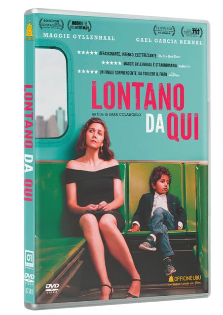 LONTANO DA QUI (DVD)
