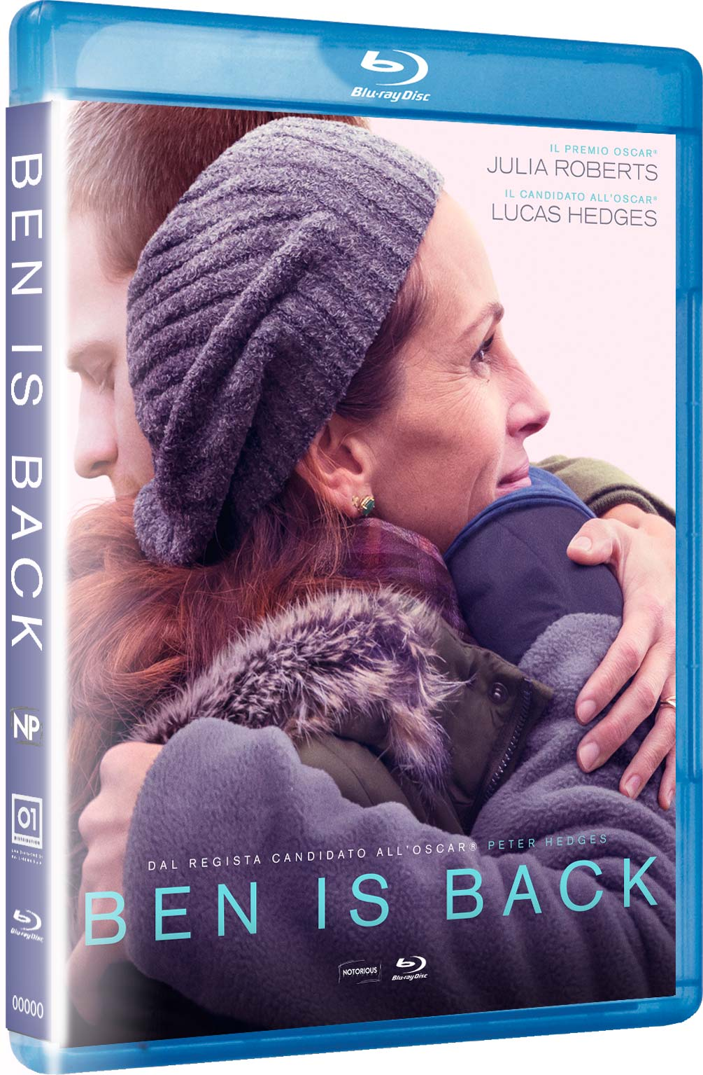 BEN IS BACK - BLU RAY