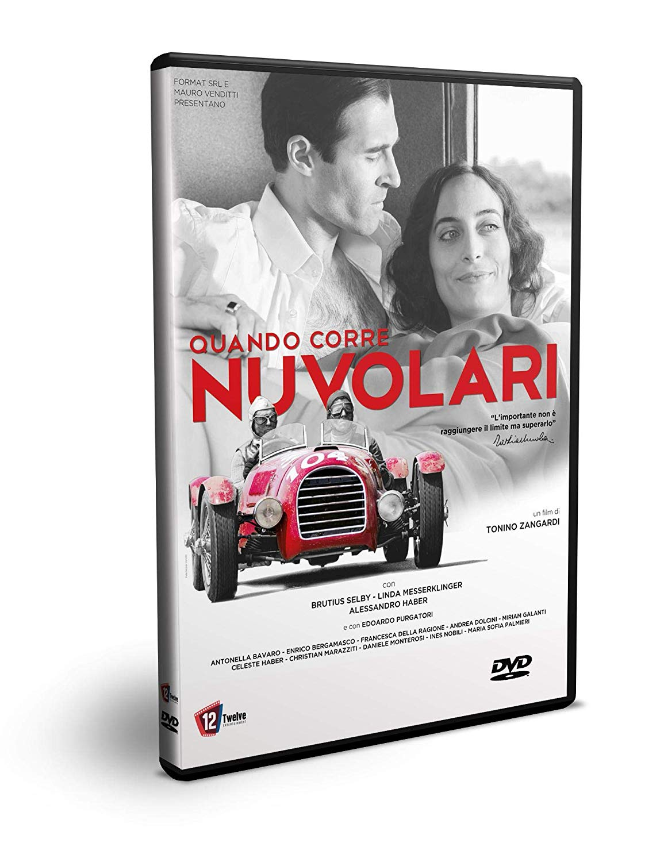 QUANDO CORRE NUVOLARI (DVD)