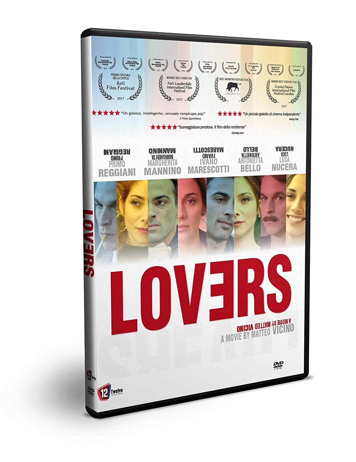LOVERS (DVD)