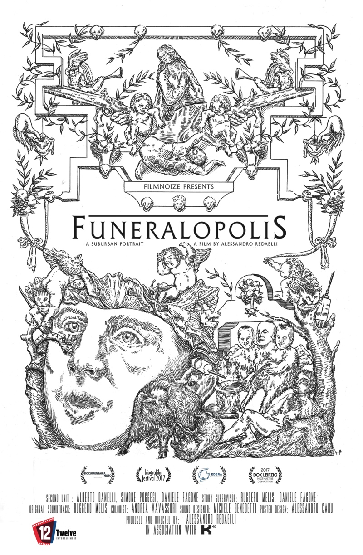 FUNERALOPOLIS - A SUBURBAN PORTRAIT - BLU RAY