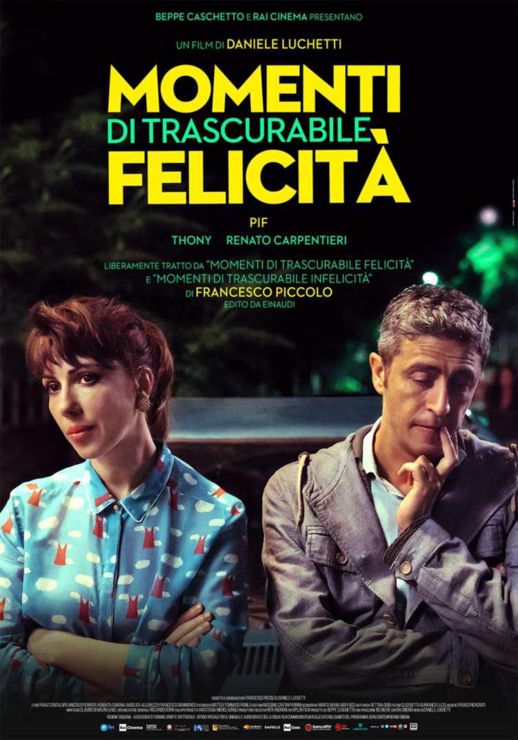 MOMENTI DI TRASCURABILE FELICITA' (DVD)