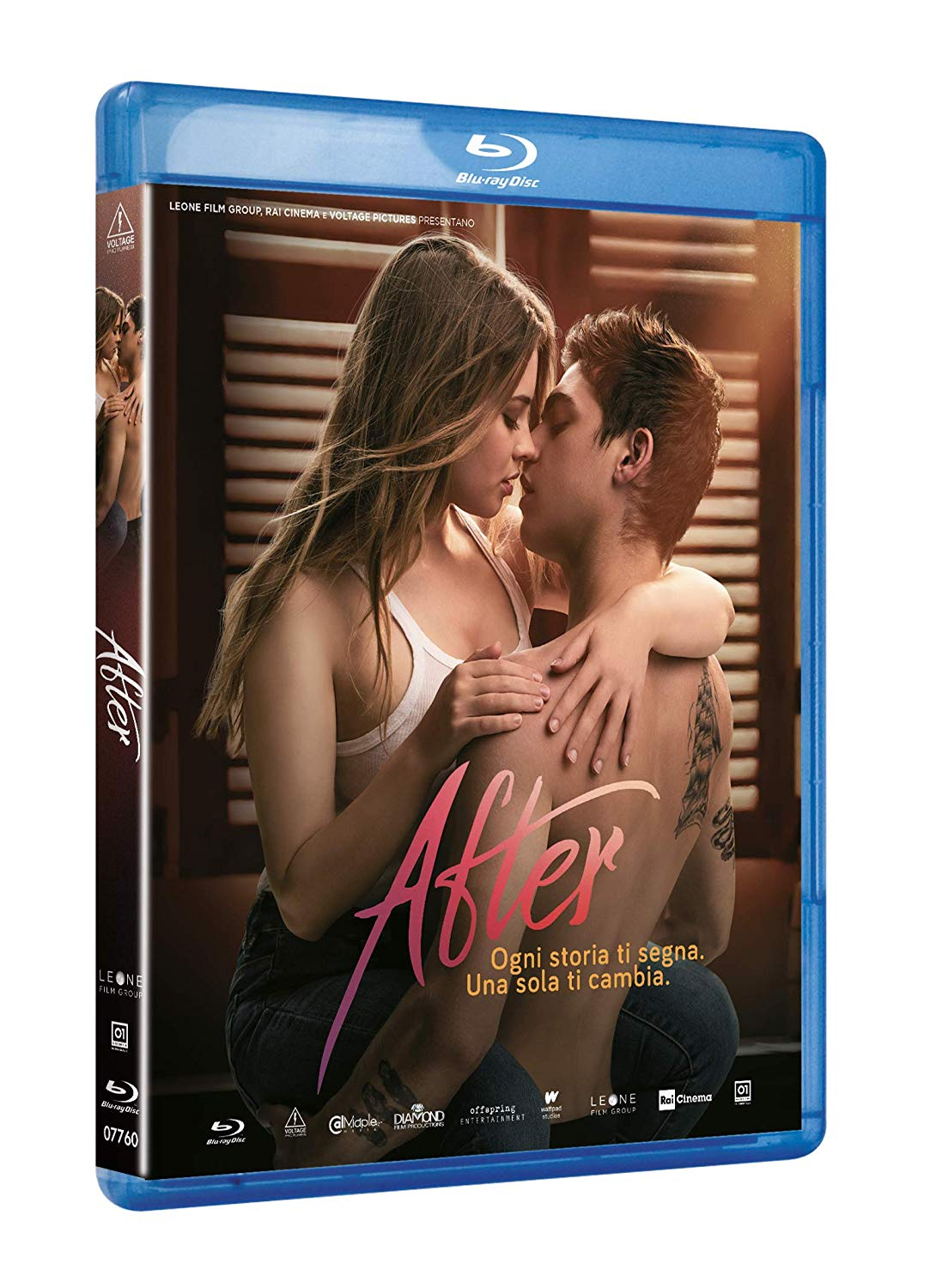 AFTER - BLU RAY