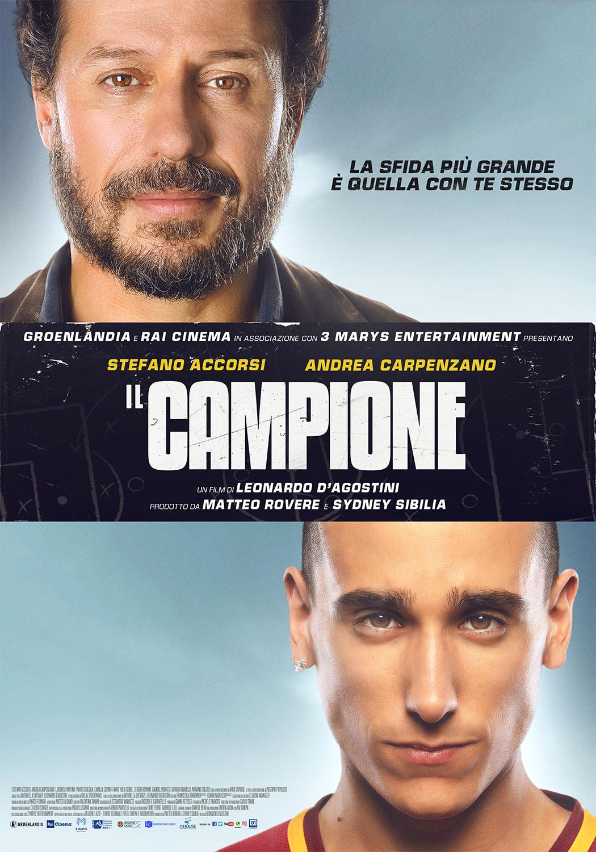 IL CAMPIONE - BLU RAY