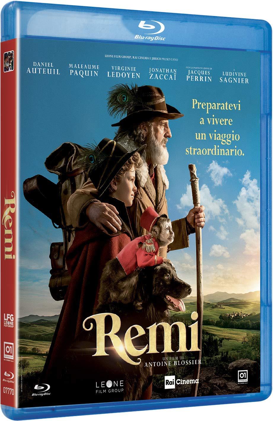 REMI - BLU RAY