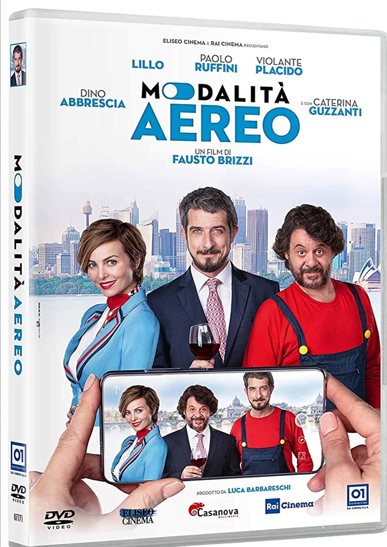 MODALITA' AEREO (DVD)