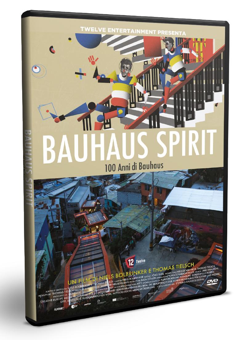 BAUHAUS SPIRIT (DVD)