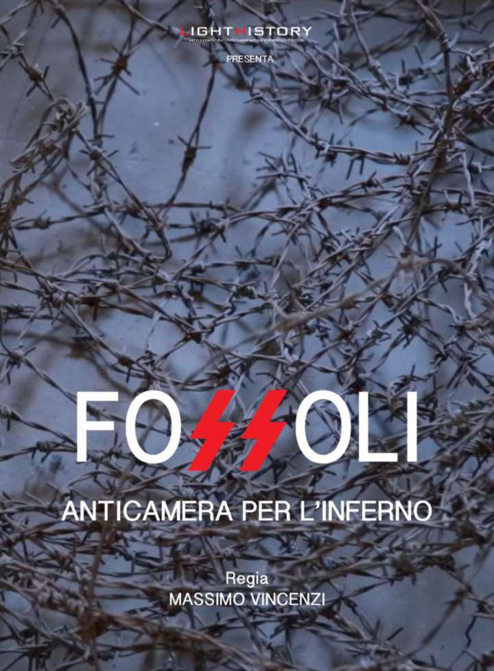 FOSSOLI - ANTICAMERA PER L'INFERNO (DVD)