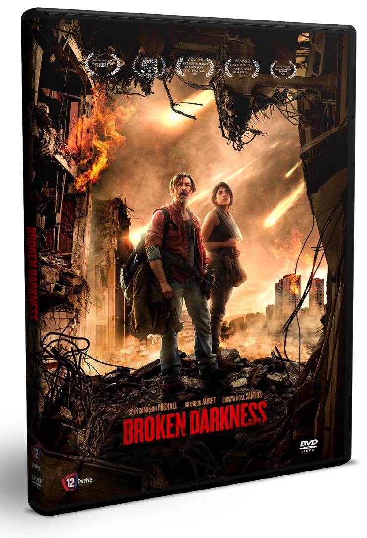 BROKEN DARKNESS (DVD)