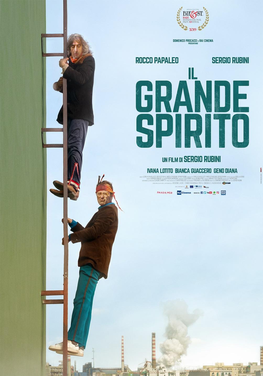 IL GRANDE SPIRITO (DVD)