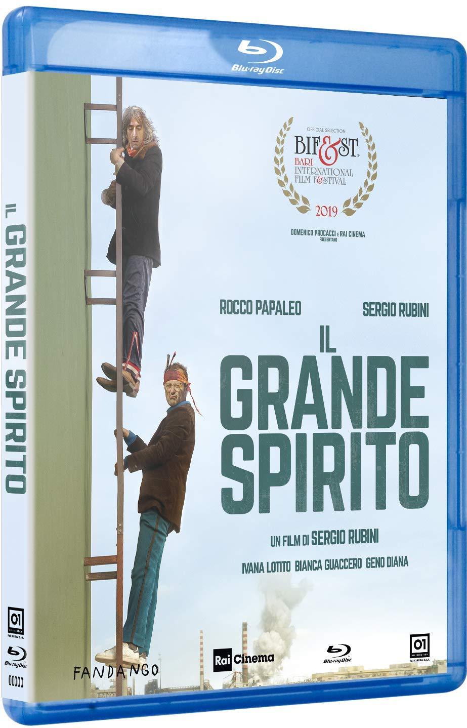 IL GRANDE SPIRITO - BLU RAY