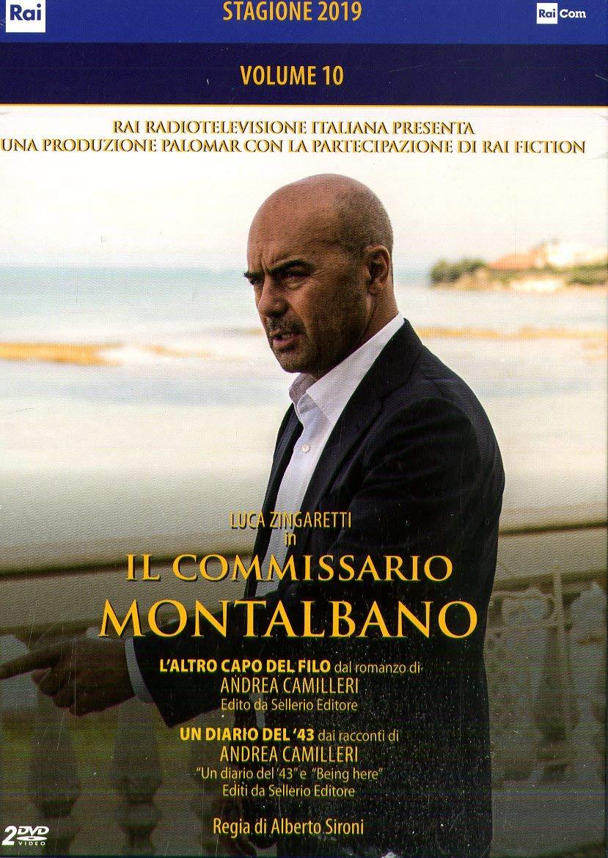COF.IL COMMISSARIO MONTALBANO - UN DIARIO DEL 43 / L'ALTRO CAPO