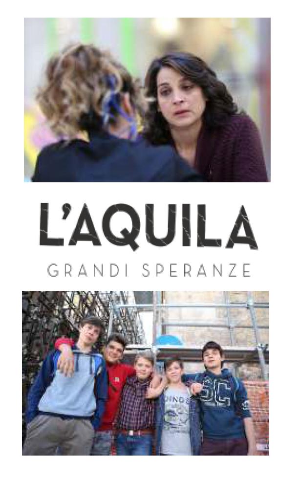 COF.L'AQUILA - GRANDI SPERANZE (3 DVD) (DVD)