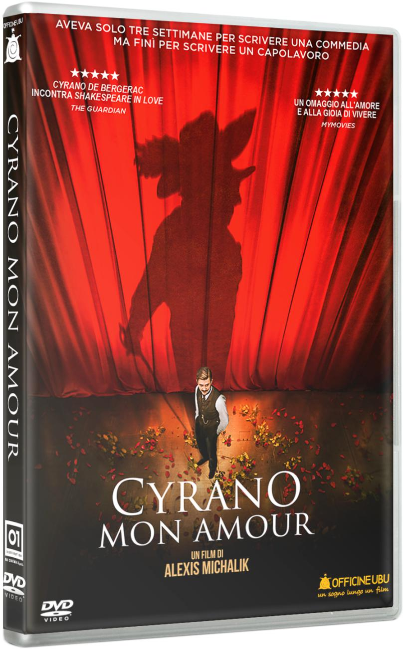CYRANO MON AMOUR (DVD)