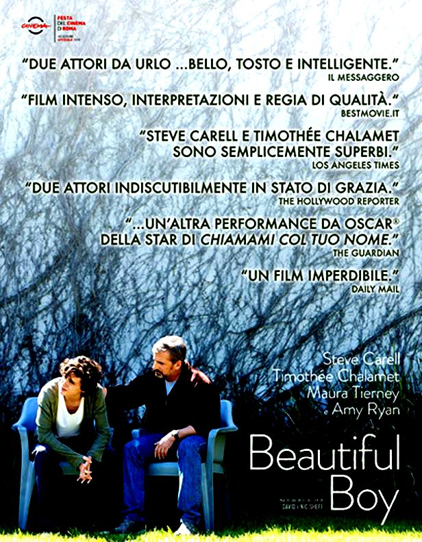BEAUTIFUL BOY - BLU RAY