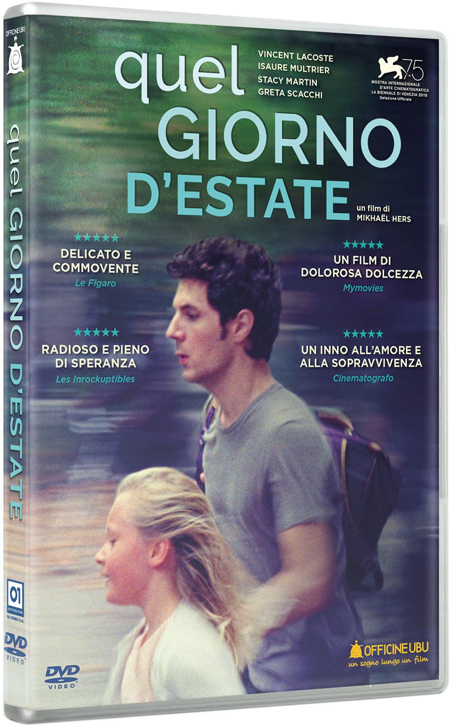 QUEL GIORNO D'ESTATE (DVD)