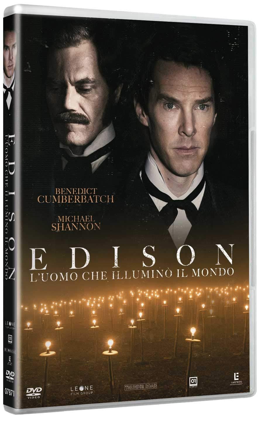 EDISON - L'UOMO CHE ILLUMINO' IL MONDO (DVD)
