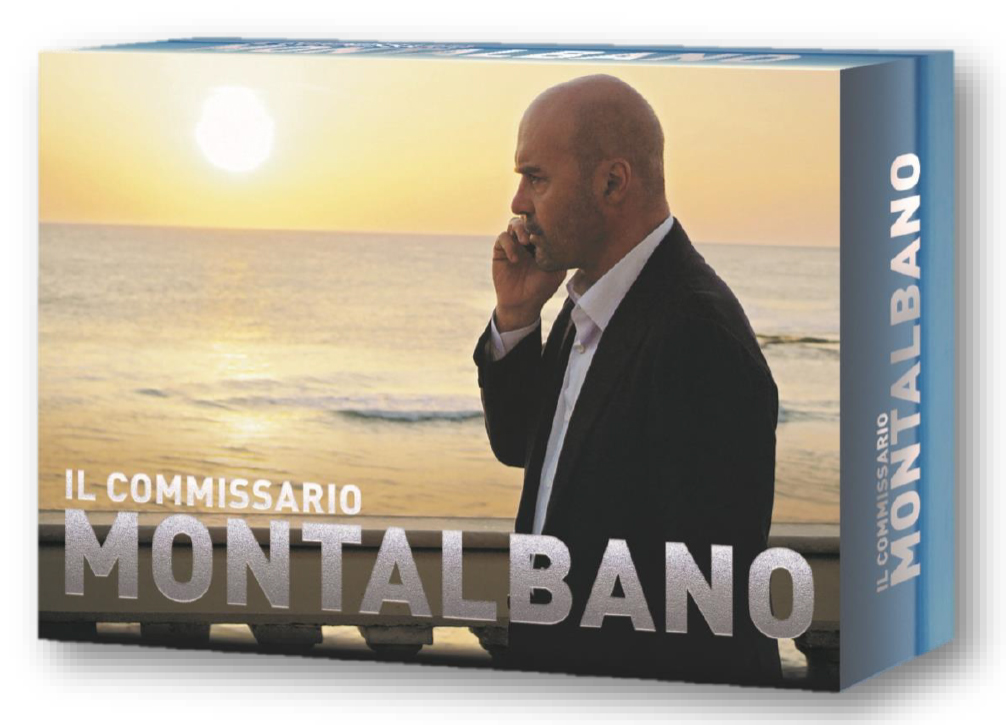 COF.IL COMMISSARIO MONTALBANO (LIMITED EDITION) (35 DVD) (DVD)