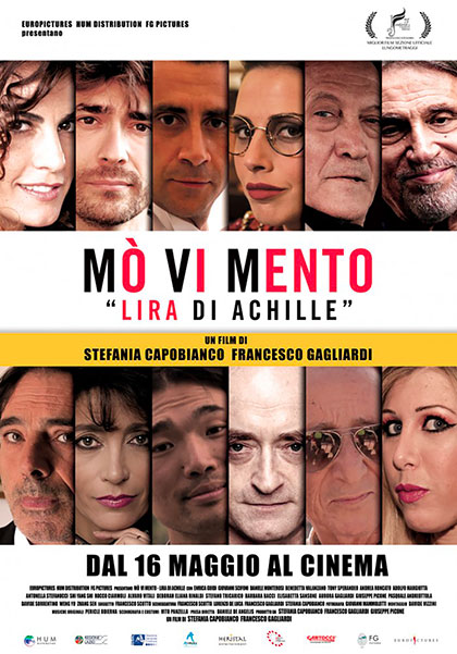 MO' VI MENTO - LIRA DI ACHILLE (DVD)