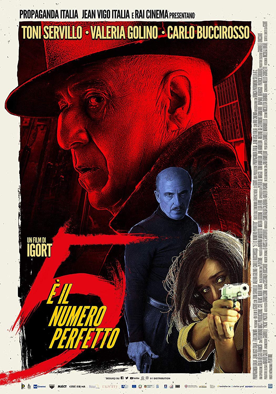 5 E' IL NUMERO PERFETTO (DVD)