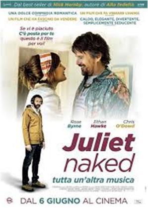 JULIET NAKED: TUTTA UN'ALTRA MUSICA (DVD)