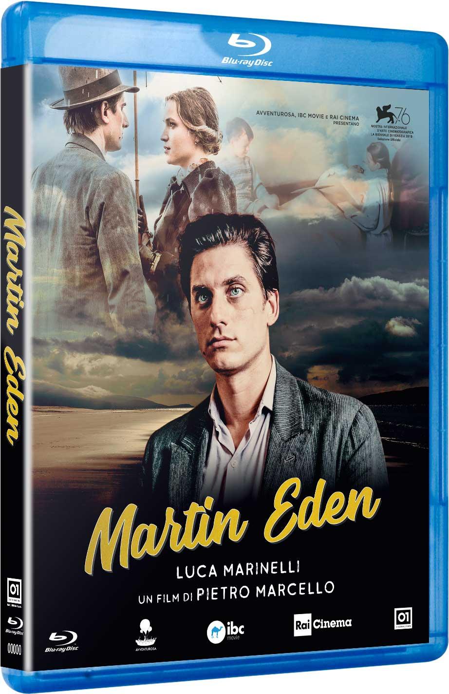 MARTIN EDEN - BLU RAY