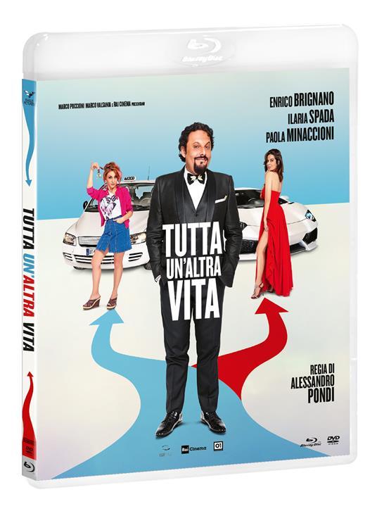 TUTTA UN'ALTRA VITA (BLU-RAY+DVD)