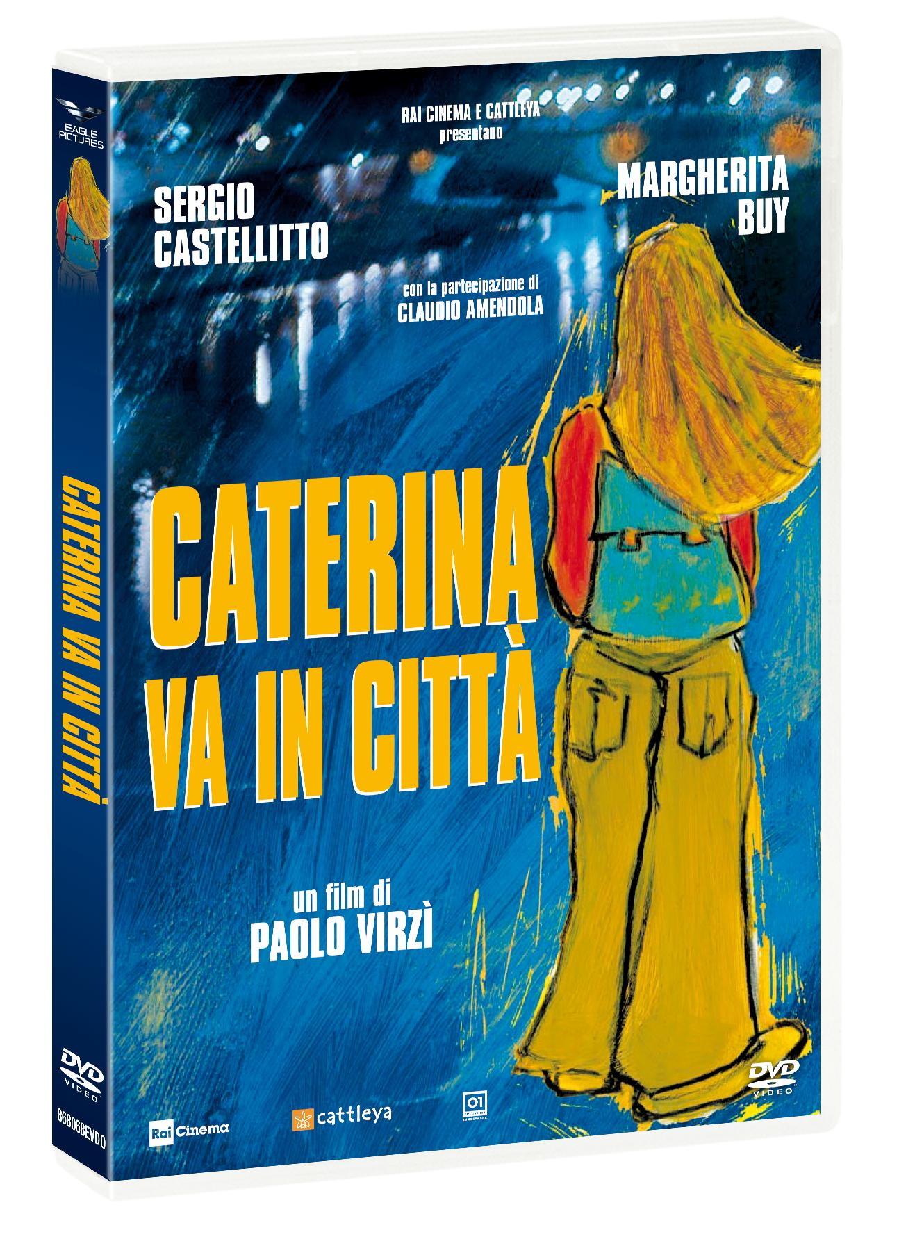 CATERINA VA IN CITTA' (DVD)