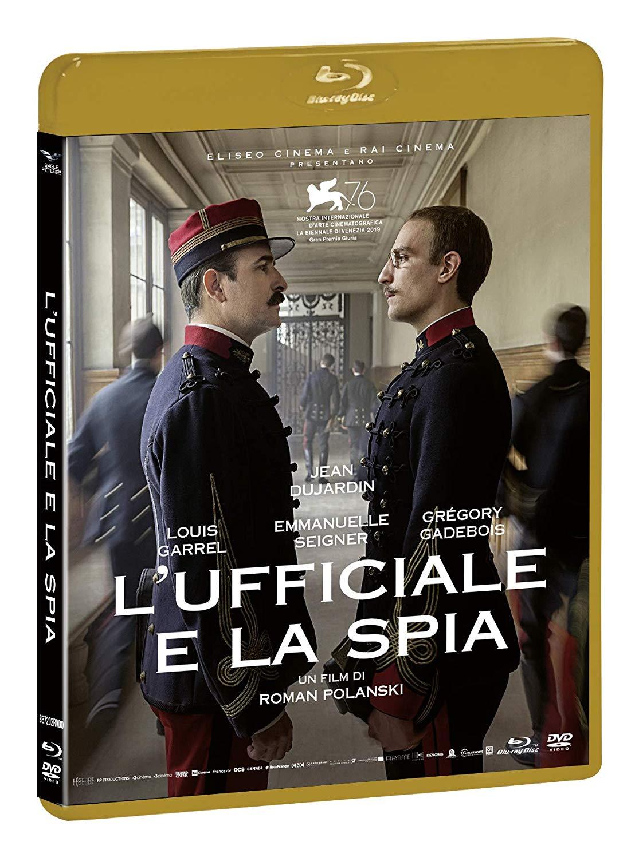 L'UFFICIALE E LA SPIA (BLU-RAY+DVD)