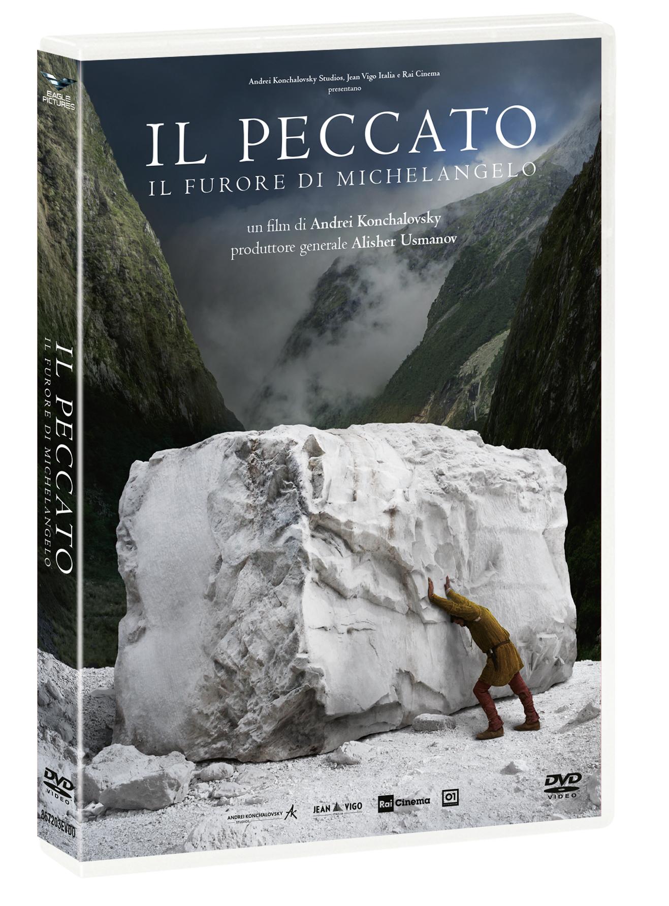 IL PECCATO - IL FURORE DI MICHELANGELO (DVD)