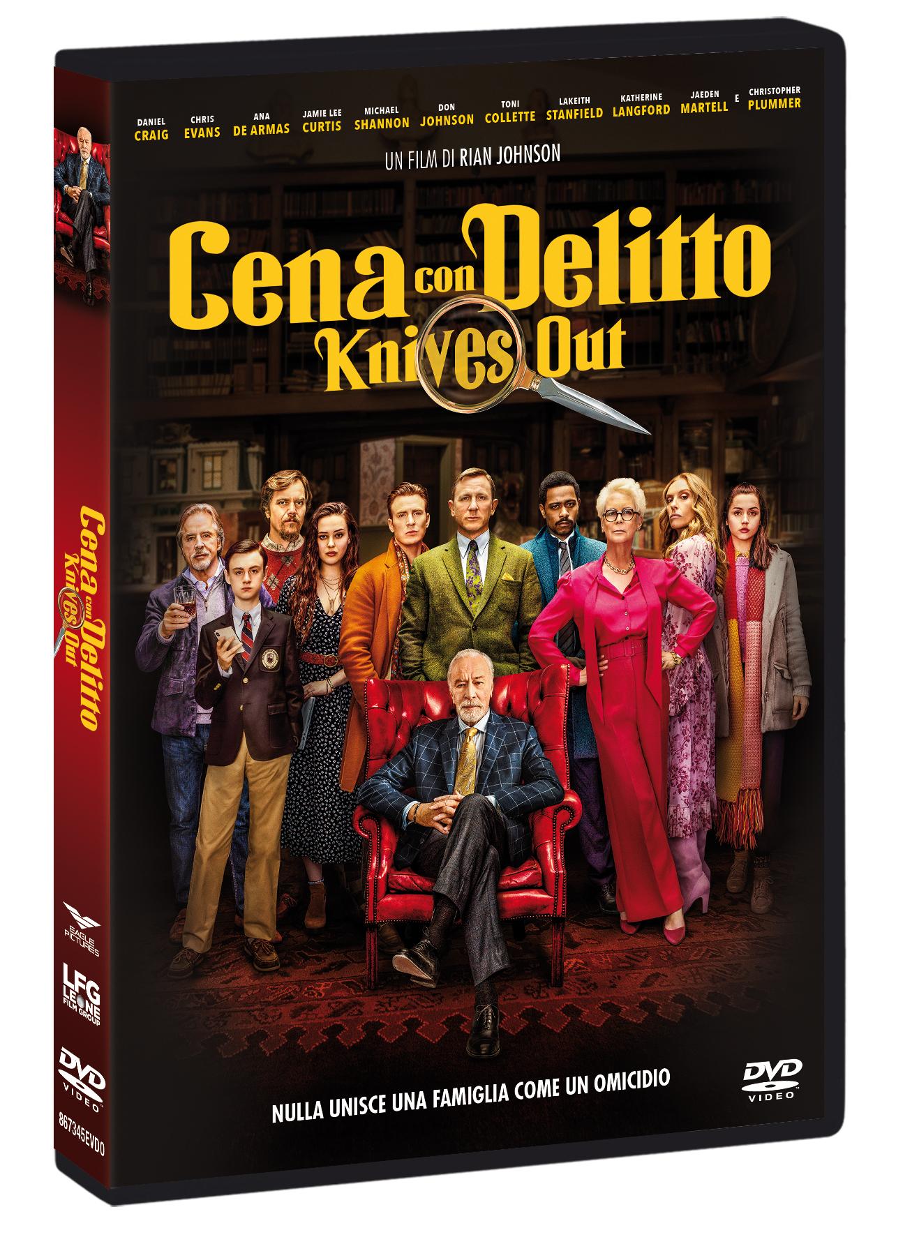 CENA CON DELITTO (DVD)
