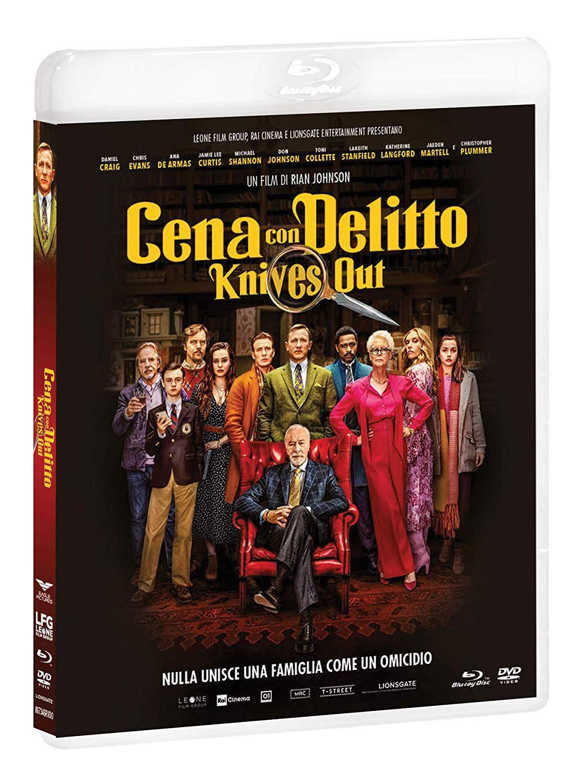 CENA CON DELITTO (BLU-RAY+DVD)