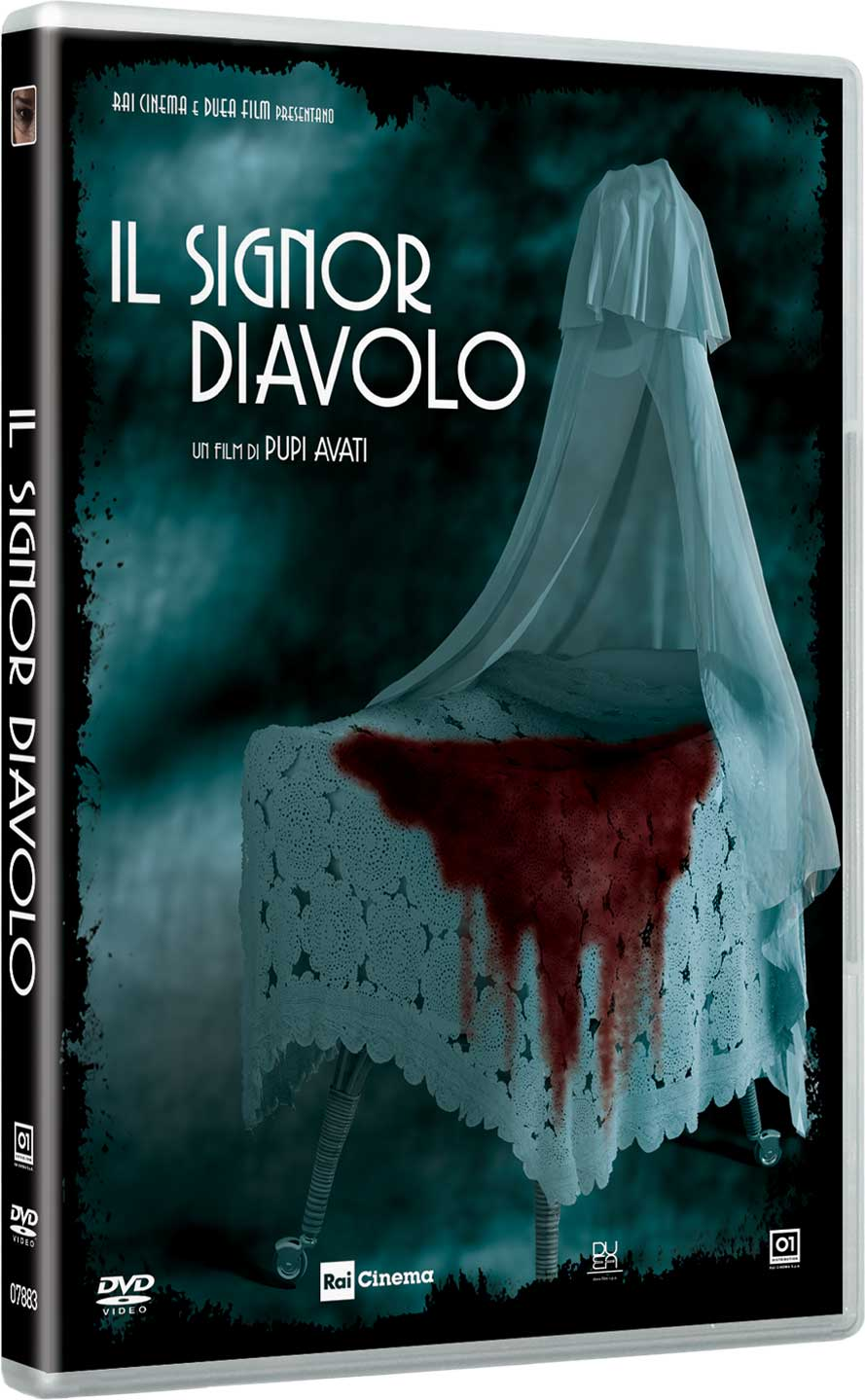 IL SIGNOR DIAVOLO (DVD)