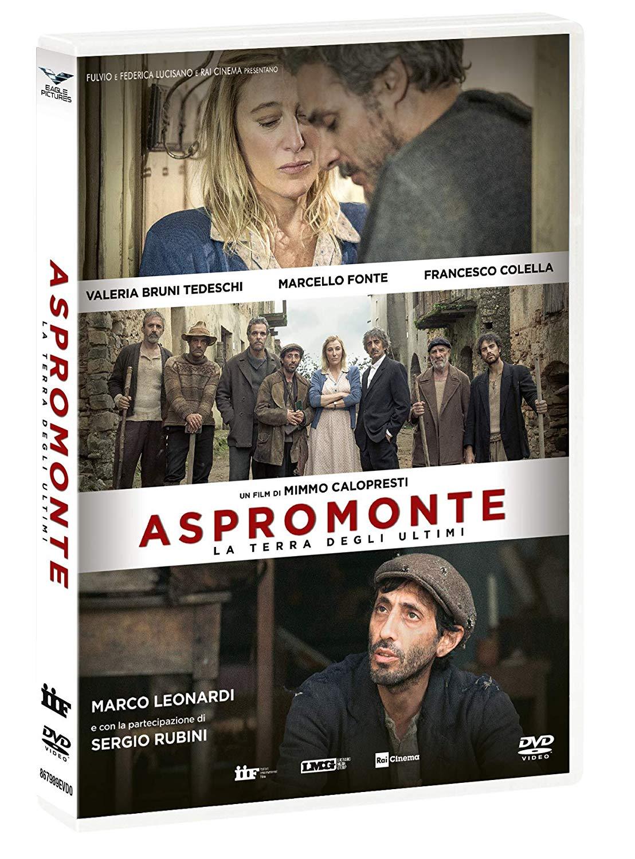 ASPROMONTE - LA TERRA DEGLI ULTIMI (DVD)