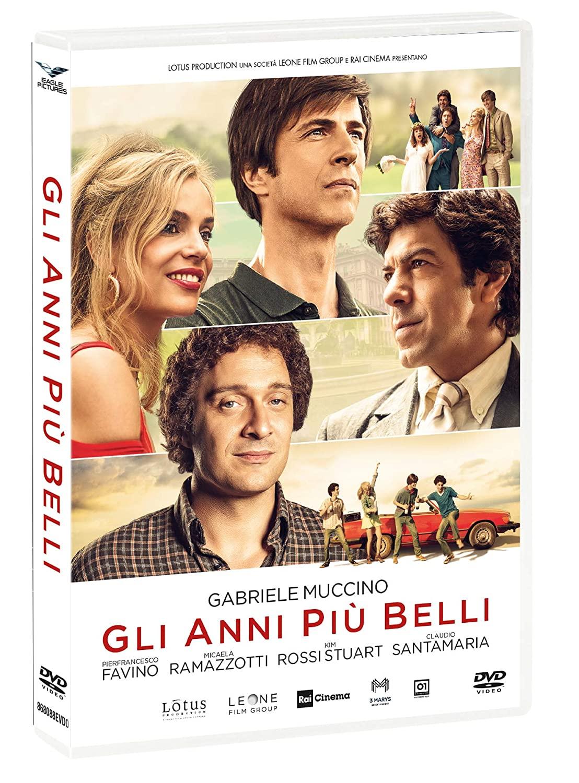 GLI ANNI PIU' BELLI (DVD)