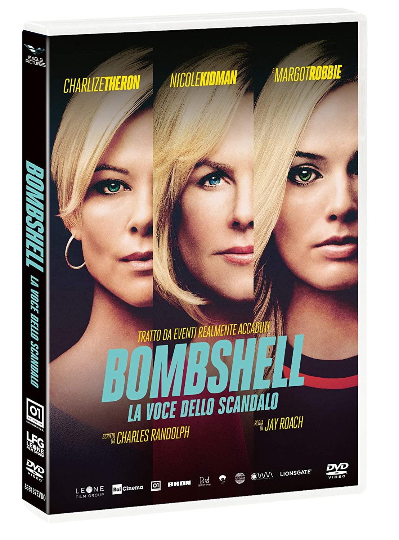 BOMBSHELL - LA VOCE DELLO SCANDALO (DVD)