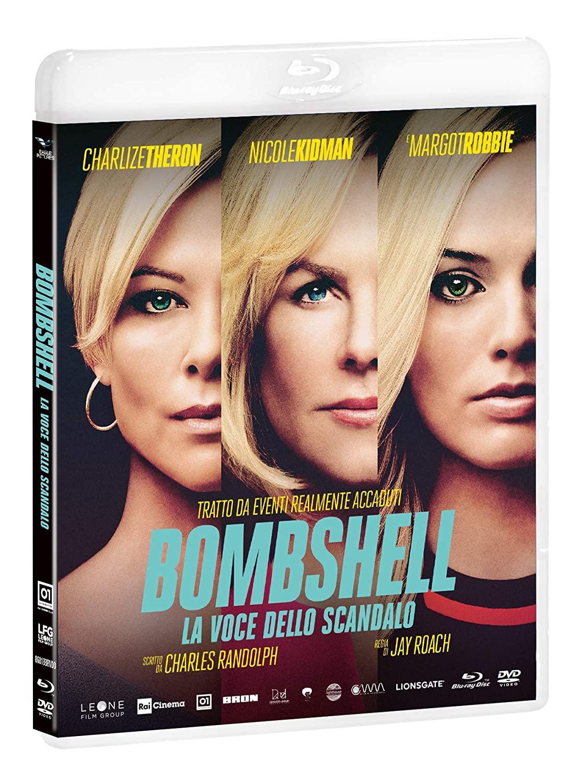 BOMBSHELL - LA VOCE DELLO SCANDALO (BLU-RAY+DVD)