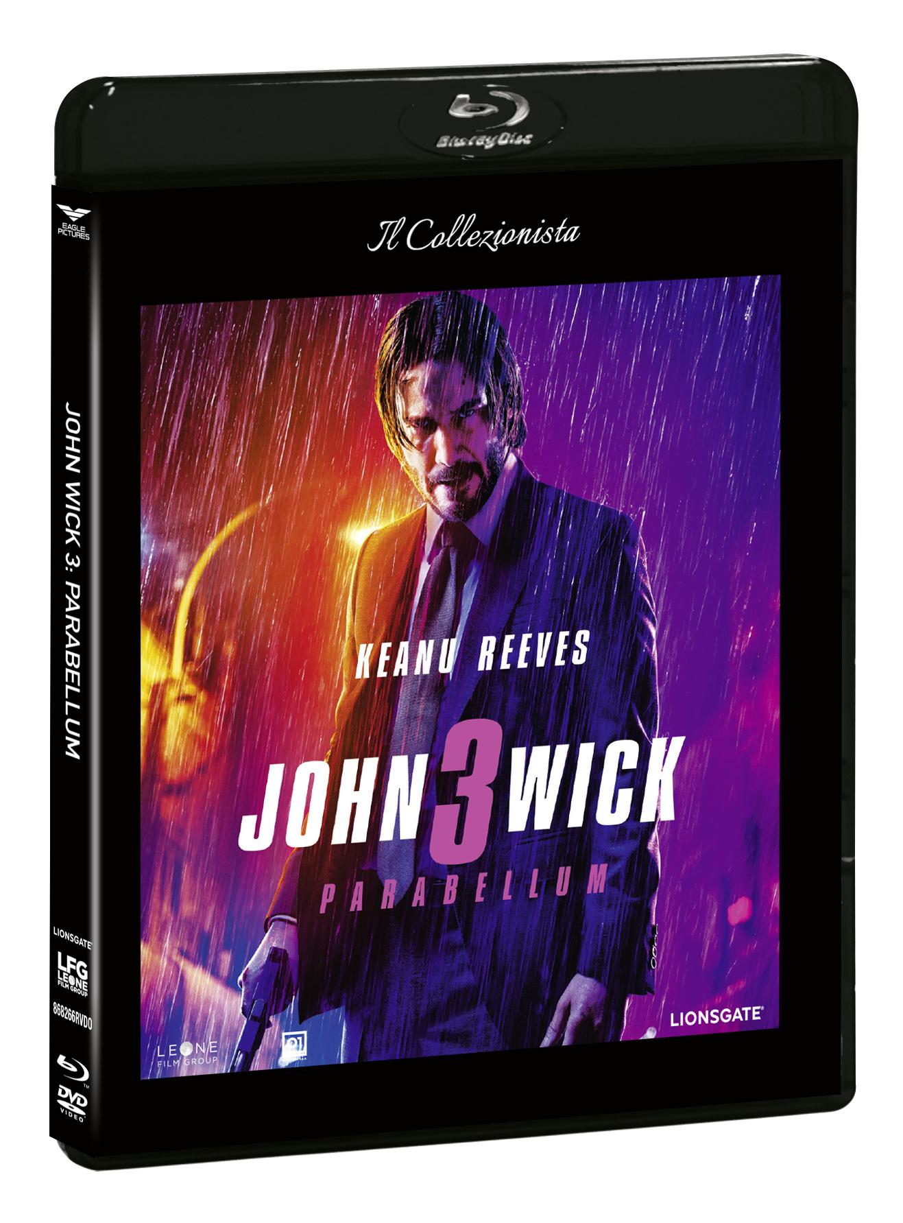 JOHN WICK 3 (BLU-RAY+DVD)