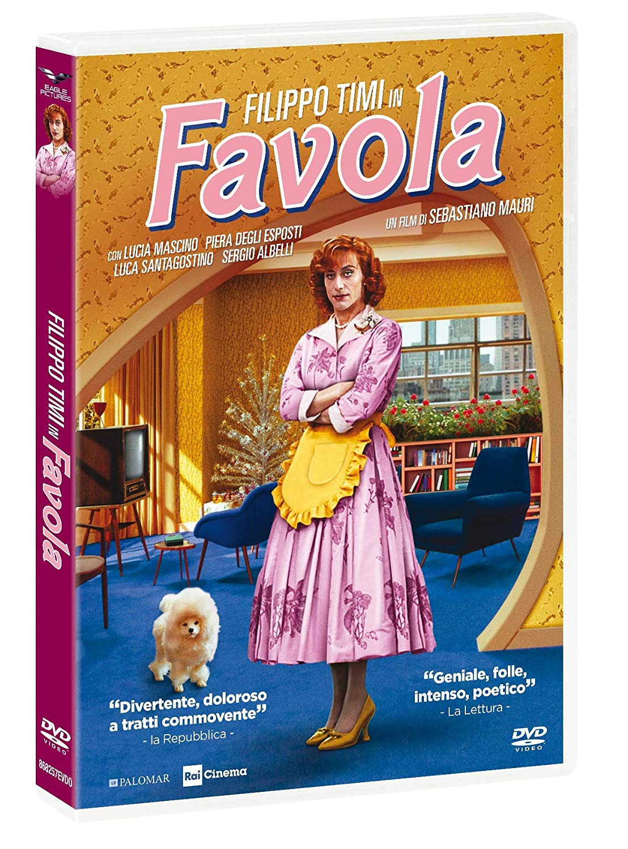 FAVOLA (DVD)