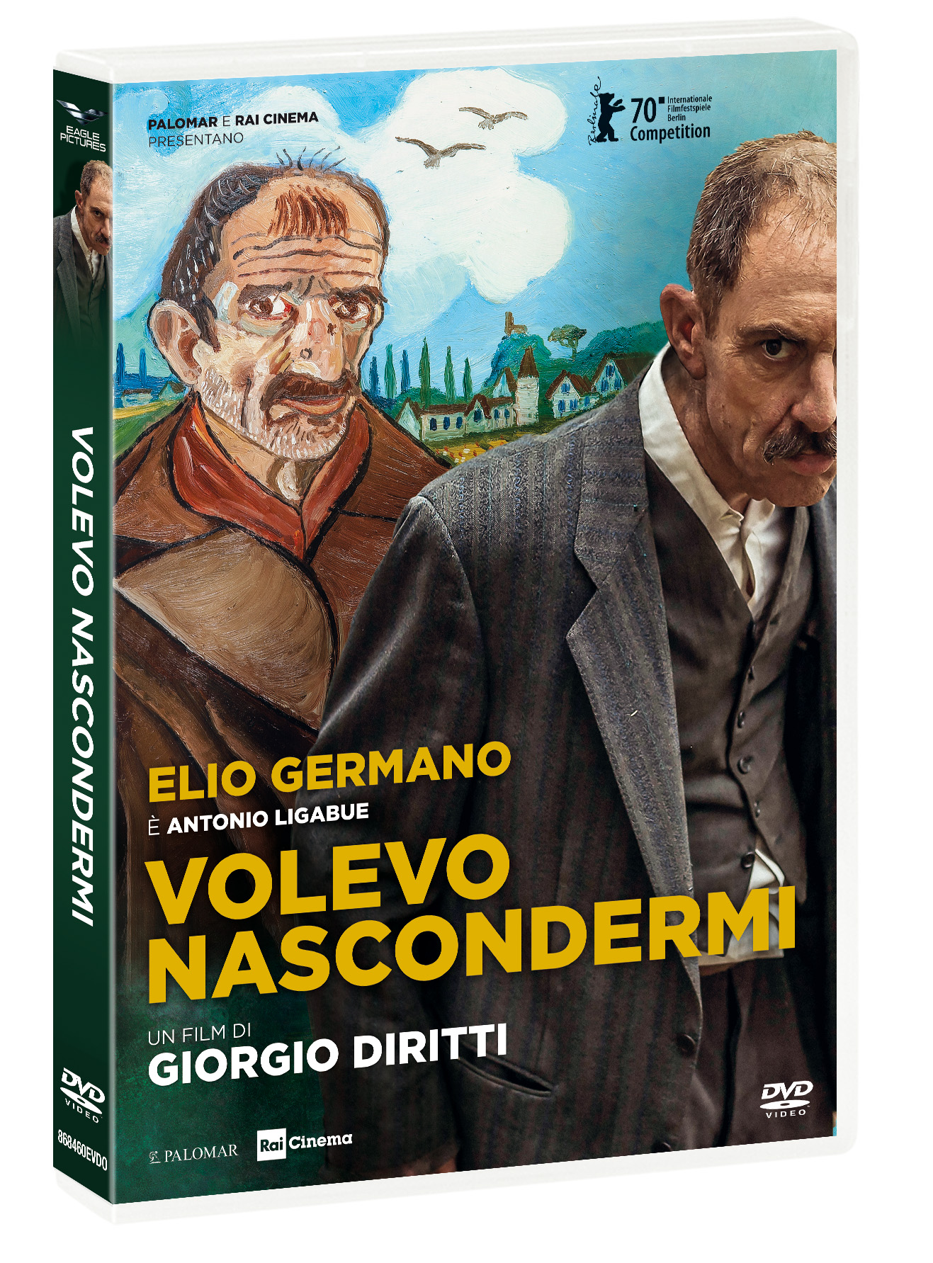VOLEVO NASCONDERMI (DVD)