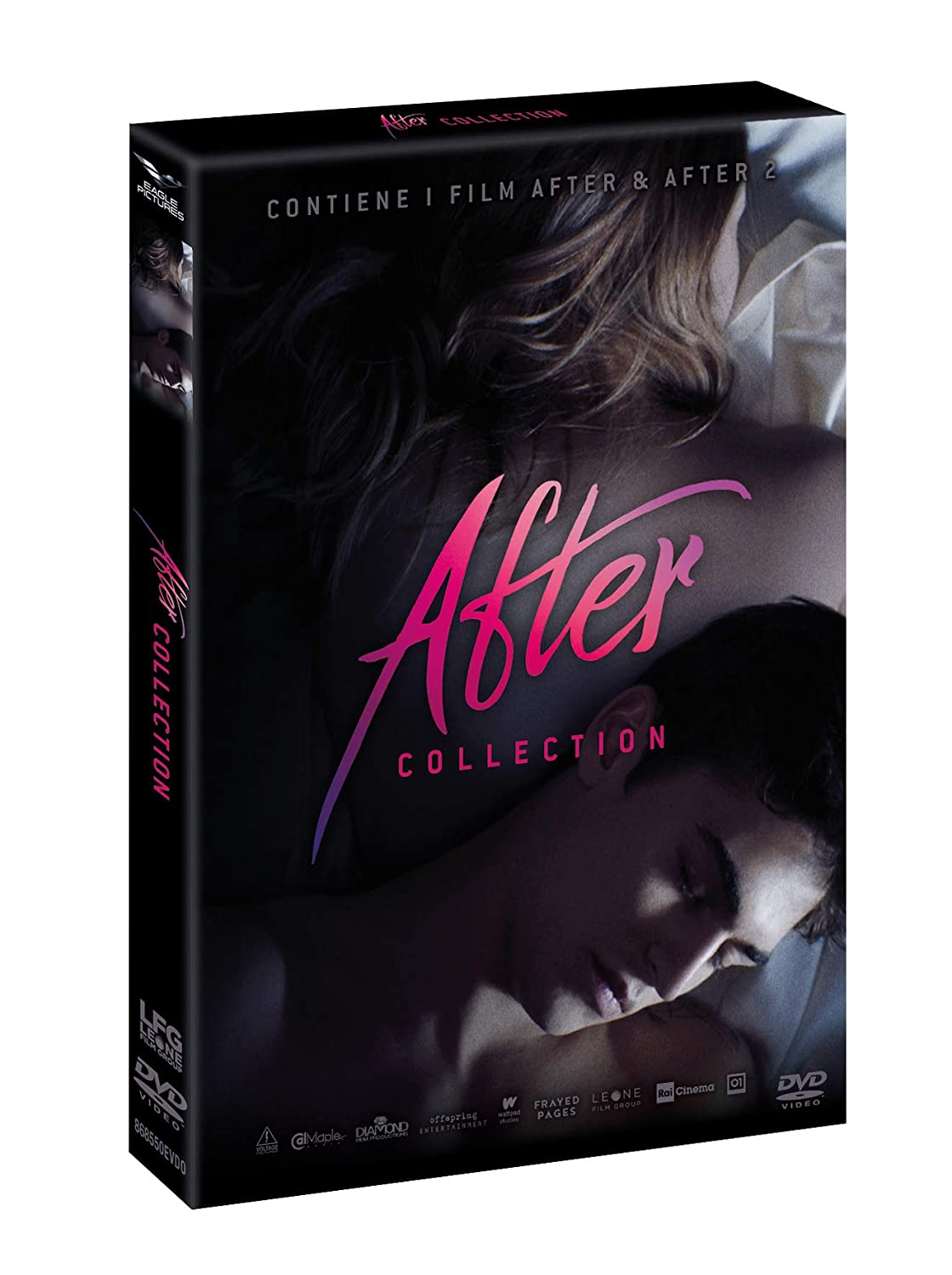 COF.AFTER COLLECTION (2 DVD+GADGET) (DVD)