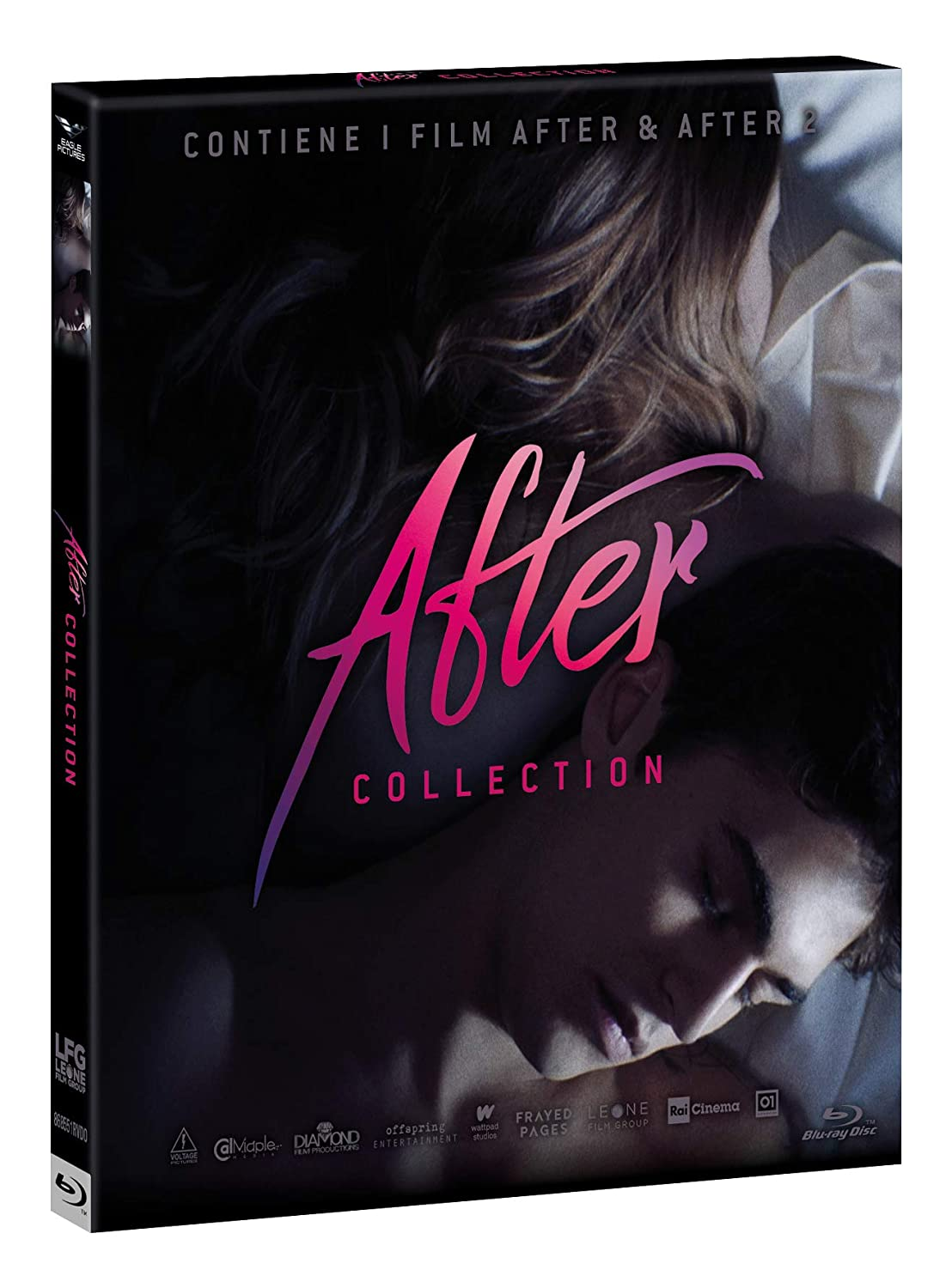 COF.AFTER COLLECTION (2 BLU-RAY+GADGET)