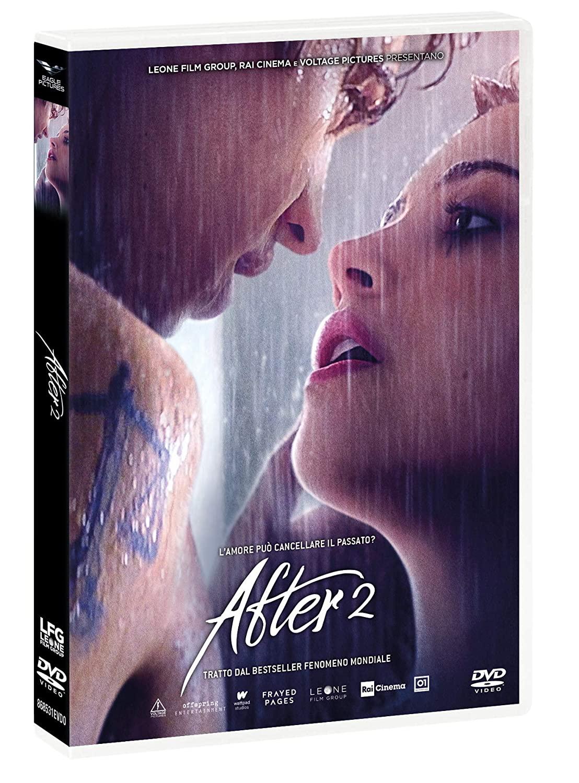 AFTER 2 (DVD+CARD AUTOGRAFATA) (DVD)