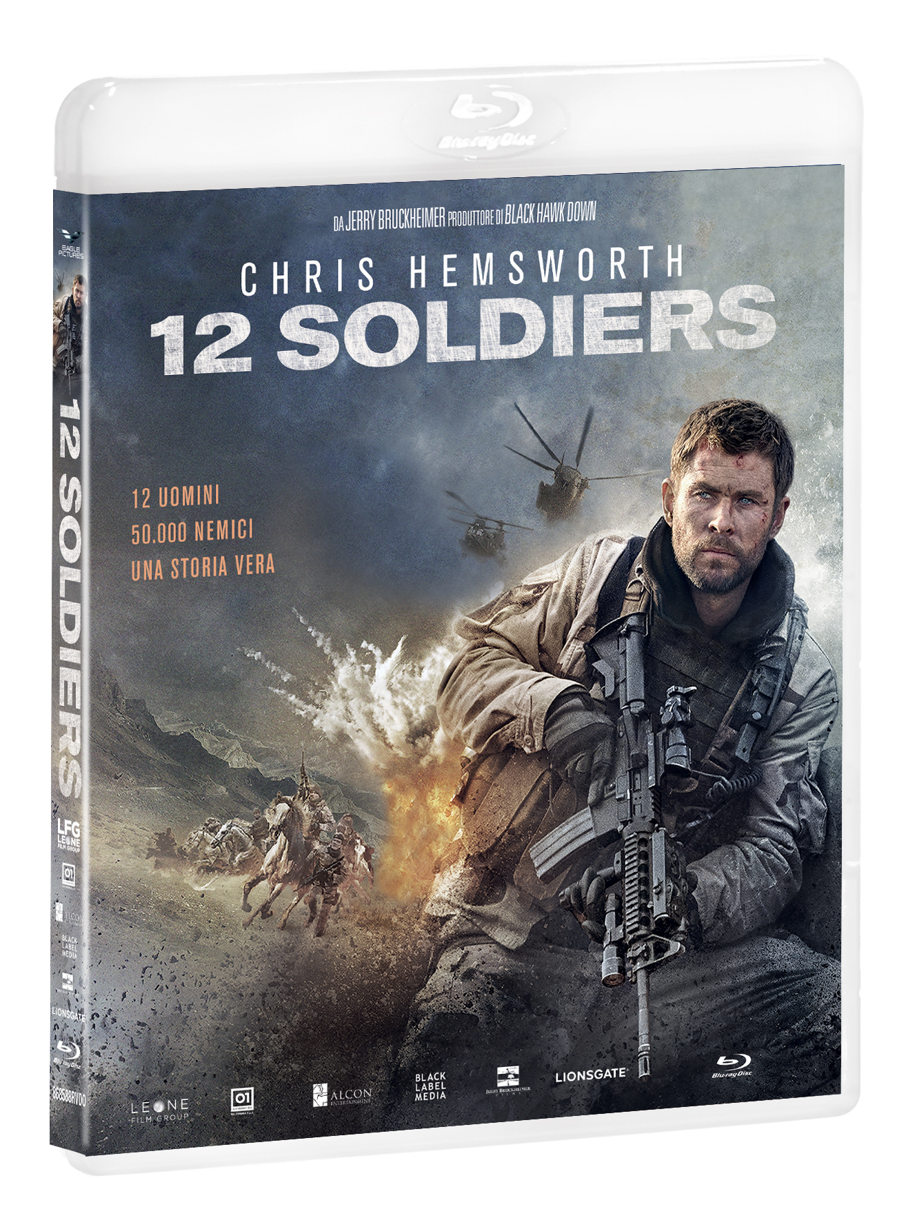12 SOLDIERS - BLU RAY