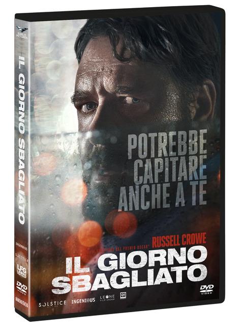 IL GIORNO SBAGLIATO (DVD)