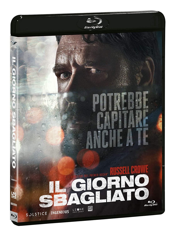 IL GIORNO SBAGLIATO - BLU RAY