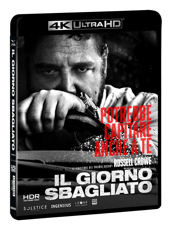 IL GIORNO SBAGLIATO (BLU-RAY 4K+BLU-RAY HD)