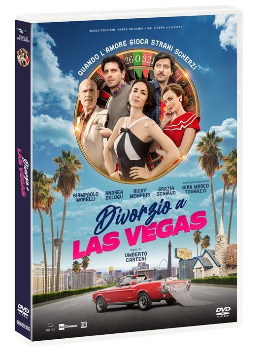 DIVORZIO A LAS VEGAS (DVD)