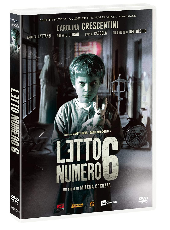 LETTO NUMERO 6 (DVD)
